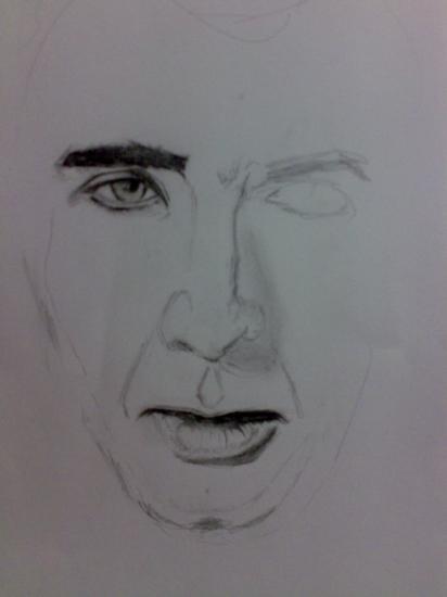 Nicolas Cage by SeNeEeN